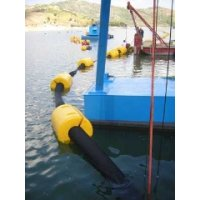 Floaters for dredging hoses