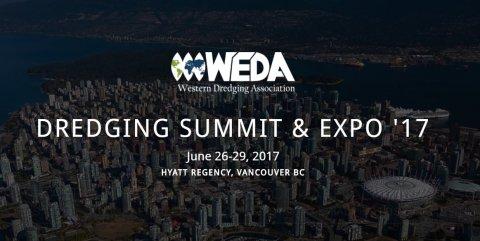 WEDA Dredging Summit & Expo '17