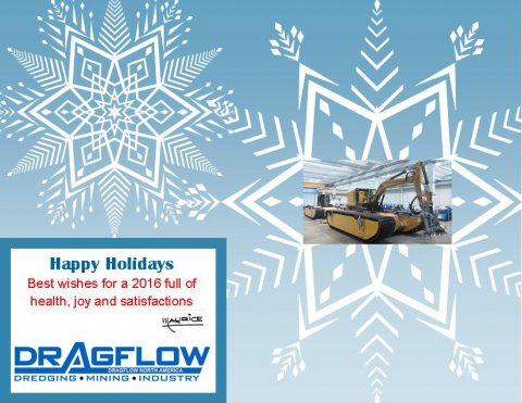 Happy Holidays from Dragflow North America