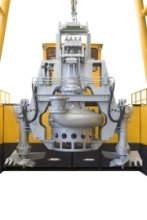 Hydraulic Dredge Pumps HY300 - HY400 - Capacity 900-1500m3/h - Power 110- 295kW