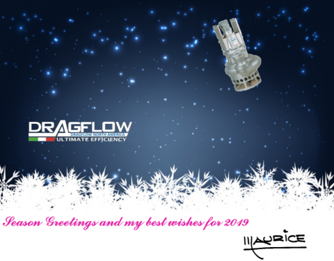 Season Greetings from Dragflow North America