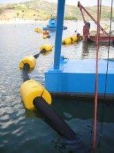 Floaters for dredging hoses