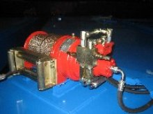 Winches for Dredges