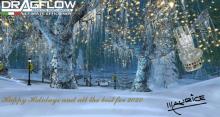 Felices Fiestas les desea Dragflow North America